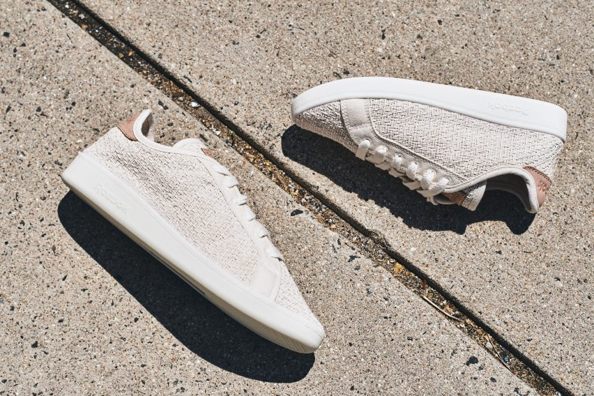 Reebok launches plant-based Cotton + Corn sneaker