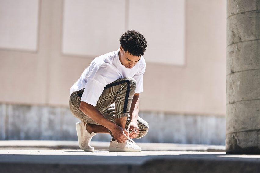 Reebok launches plant-based Cotton + Corn sneaker.