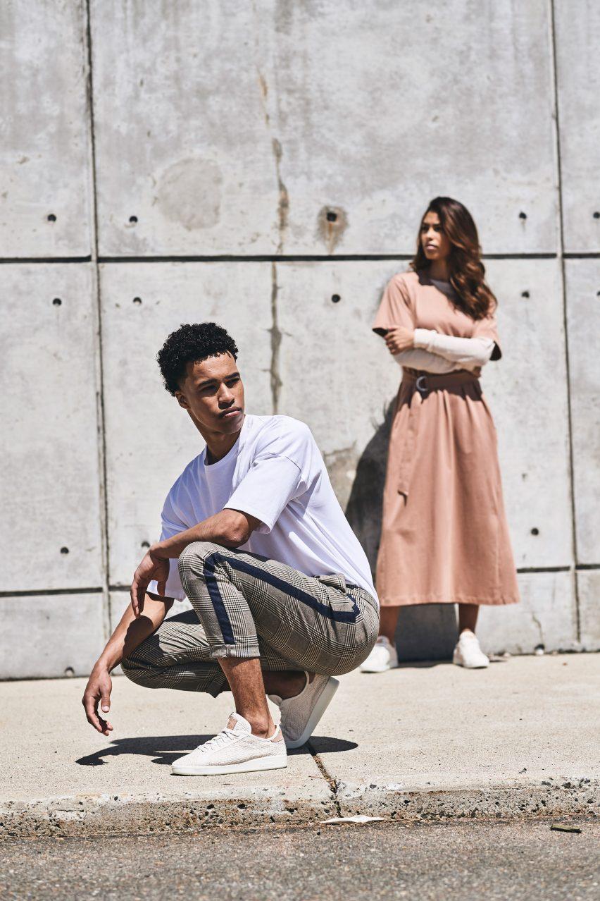 Reebok launches plant-based Cotton + Corn sneaker  b8782efa4