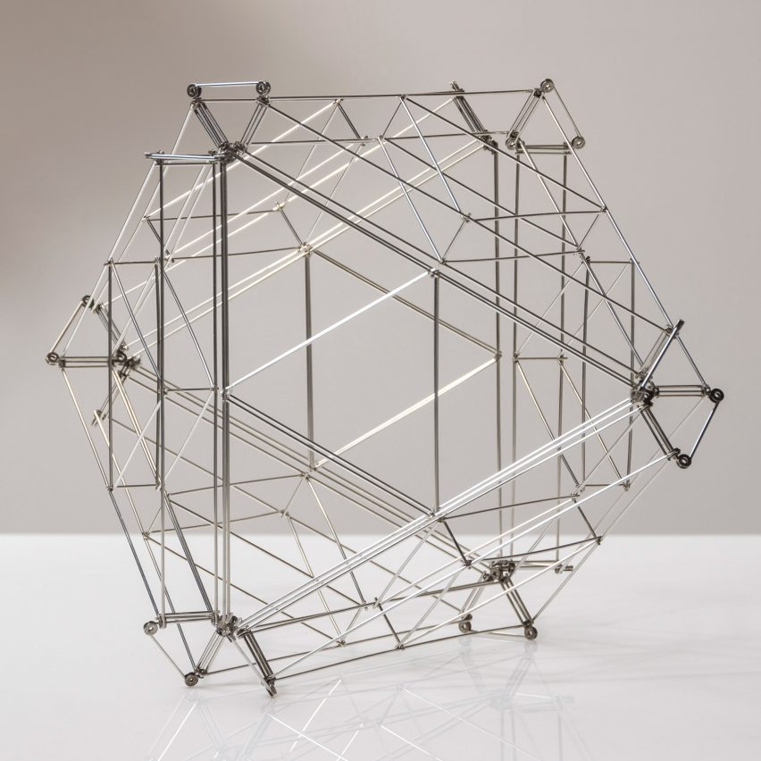 Richard Buckminster Fuller, Inventions and Models exhibition at Edward Cella Art + Architecture