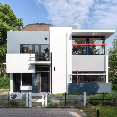 Rietveld Schröder House photographed by Stijn Poelstra