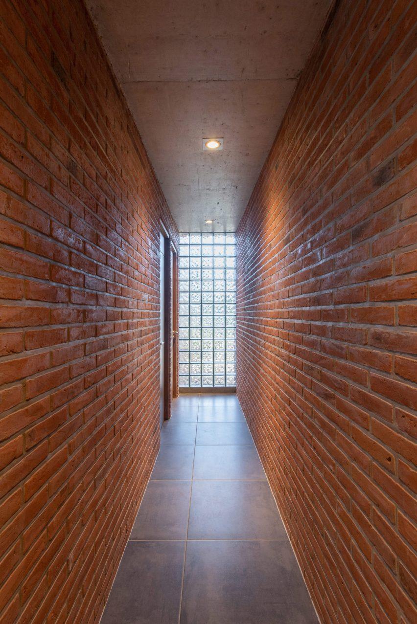 Rincón House by Estudio Galera Arquitectura