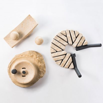 "Amalia Shem Tov designs ""ancient"" cooking utensils for the modern kitchen"
