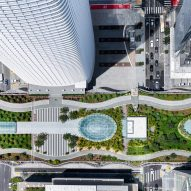 Salesforce Transit Center by Pelli Clarke Pelli Architects