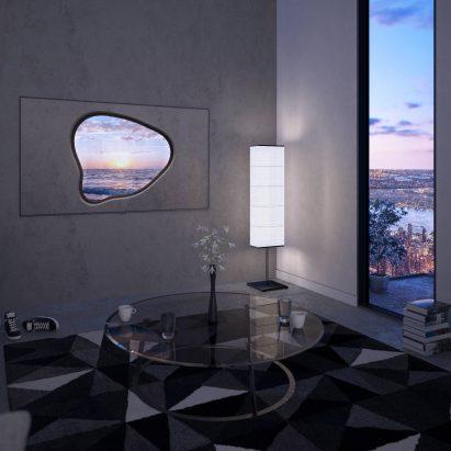 Los 15 mejores diseños revelados en Dezeen y la competencia Samsung TV Ambient Mode