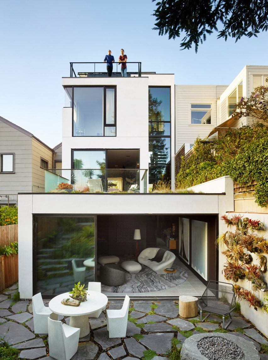 San Francisco Residence by Jamie Bush