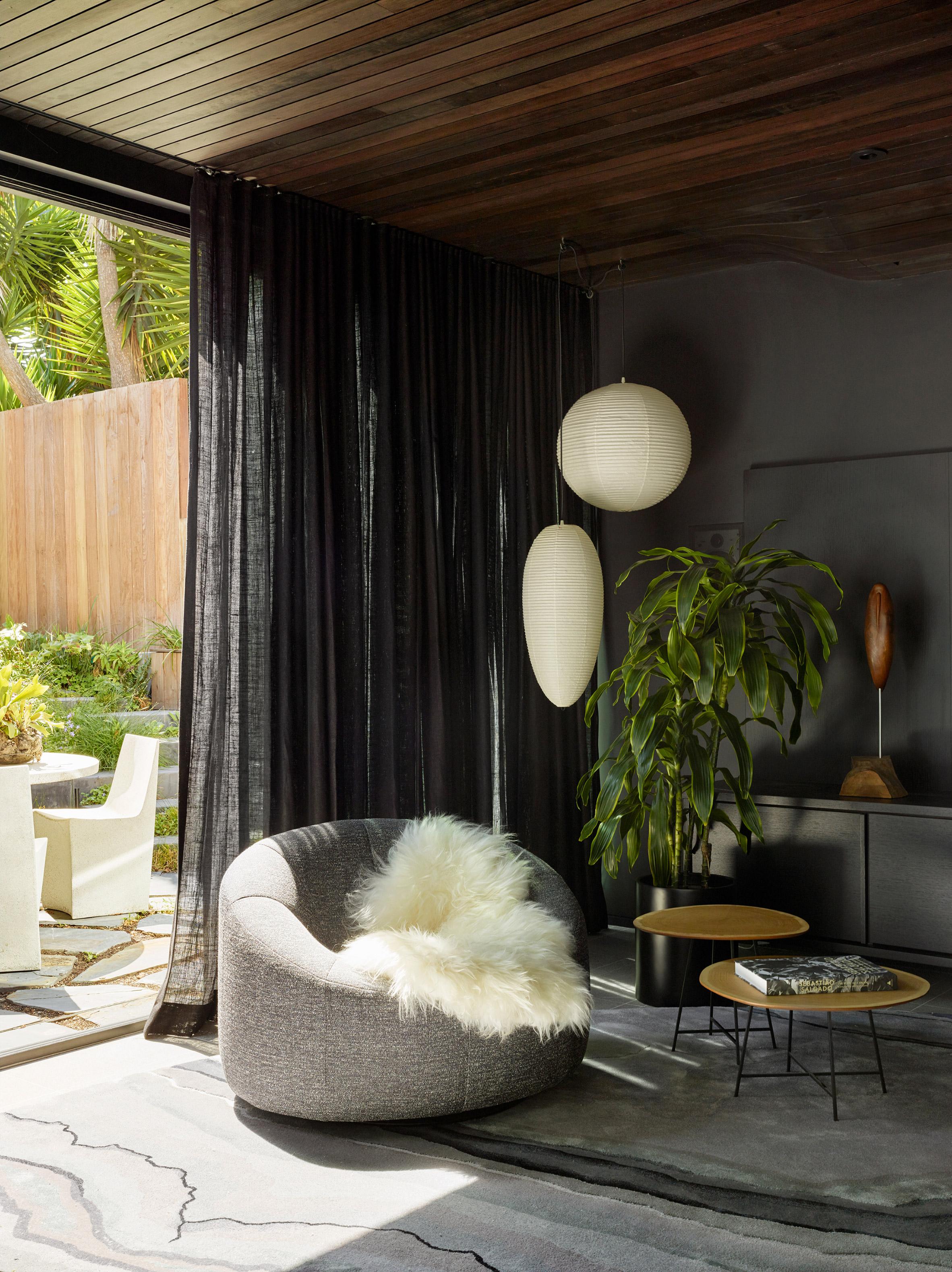 Jamie Bush Designed Dynamic Artful Corner