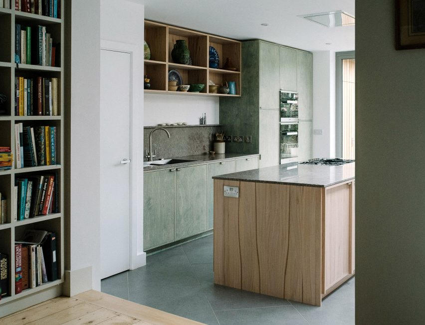 Sheffield kitchen refurbishment by From Works