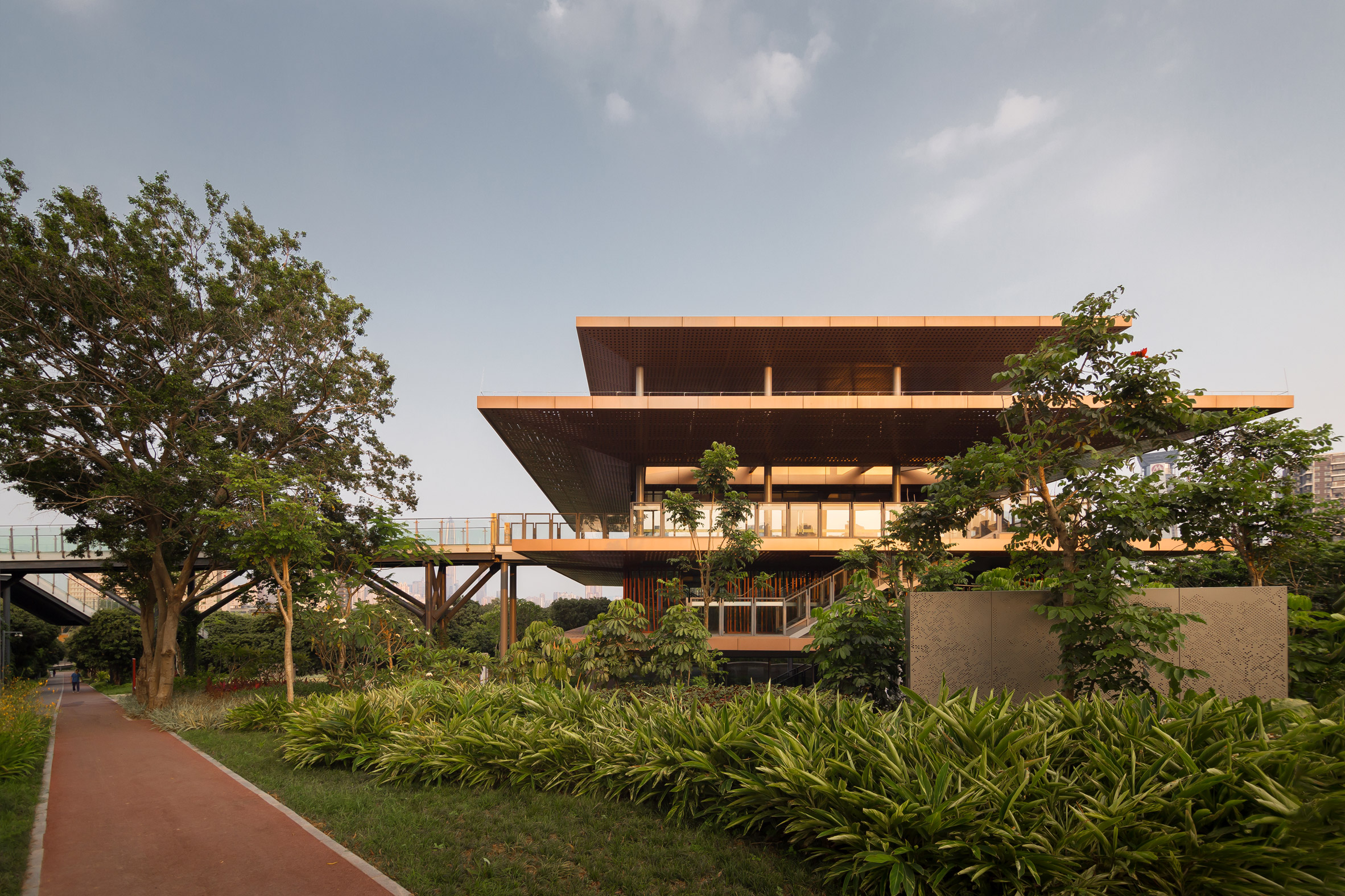 Xiangmi Science Library by MLA+