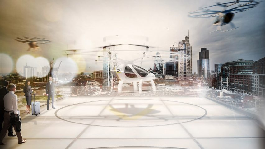 Skyport design by Barr Gazetas