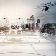 "London rooftops snapped up for ""vertiports"" as drone travel moves closer"