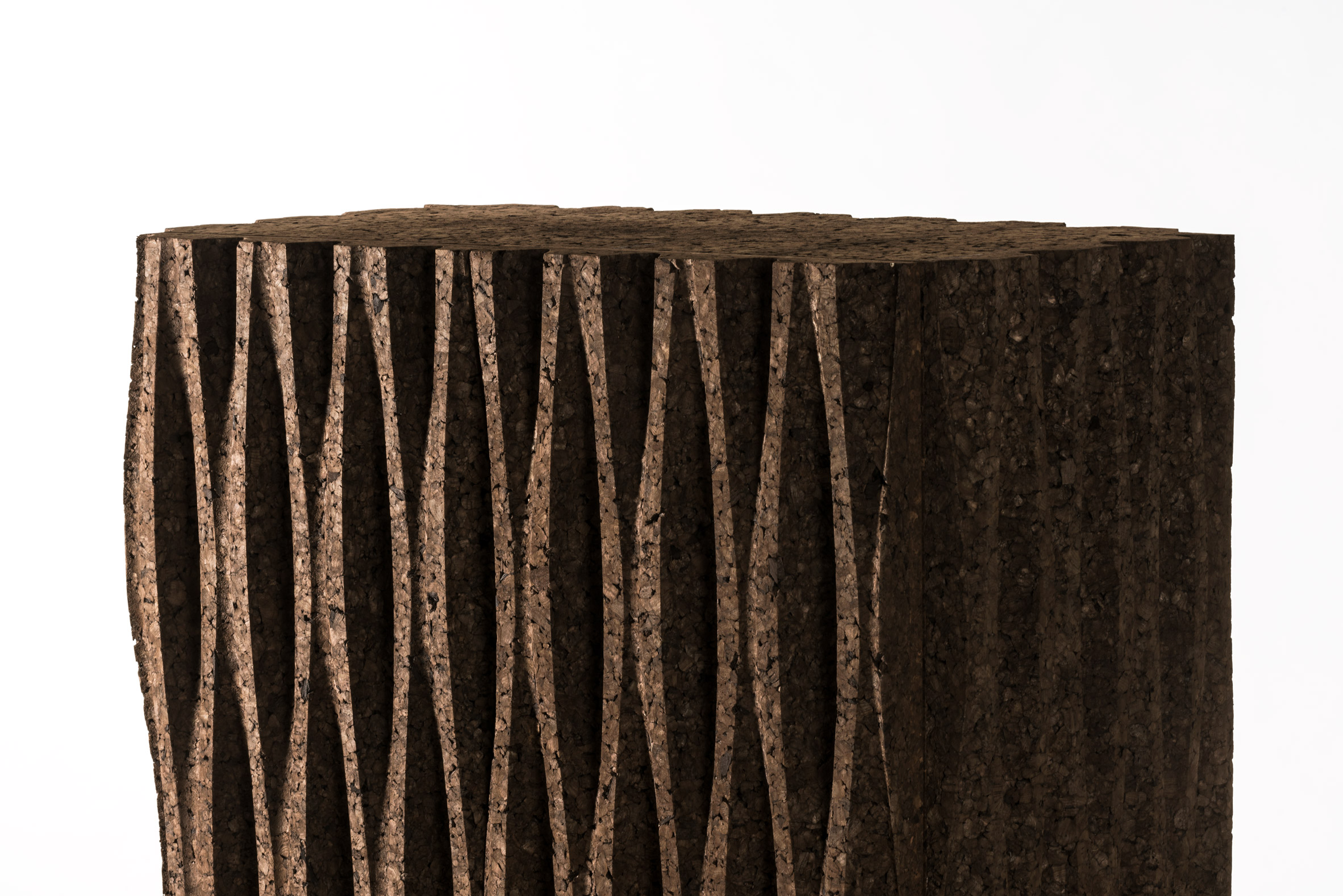 3Novices:The Campana Brothers Launch Cork Furniture