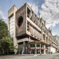 Soviet architecture in Georgia by Roberto Conte and Stephano Perego