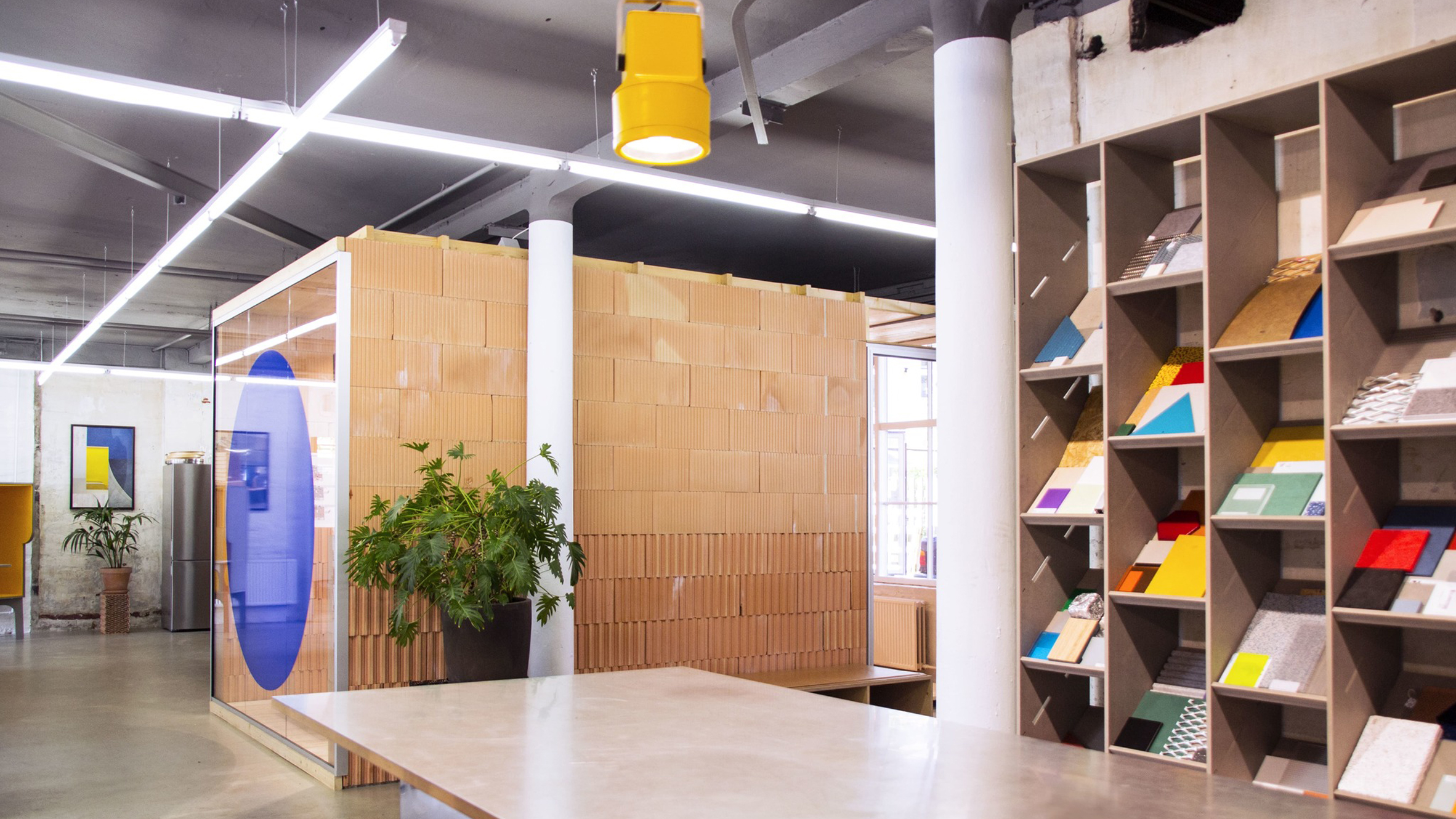 Spacon&X HQ office space by Spacon & X