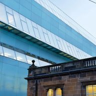 Damage to Steven Holl's Reid Building revealed following Mackintosh fire