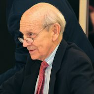 US Supreme Court justice Stephen Breyer becomes Pritzker Prize chair