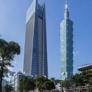 Taipei Nanshin Plaza by Mitsubishi Jisho Sekkei