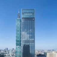 "Mitsubishi Jisho Sekkei completes ""landmark tower and human-scale podium"" in Taipei"