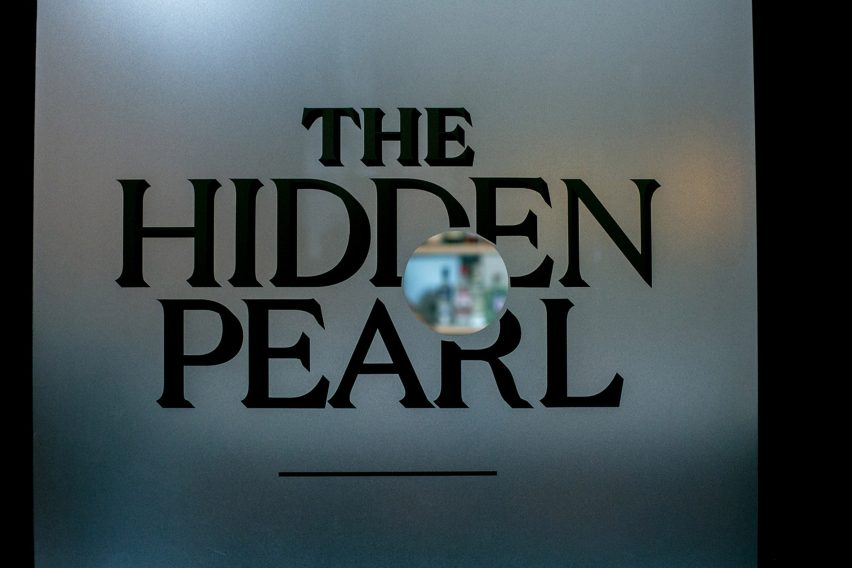 The Hidden Pearl by Arnold Cheung