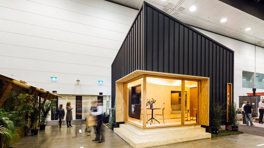 Nice Grimshaw Designs Tiny Homes For Australian Charity