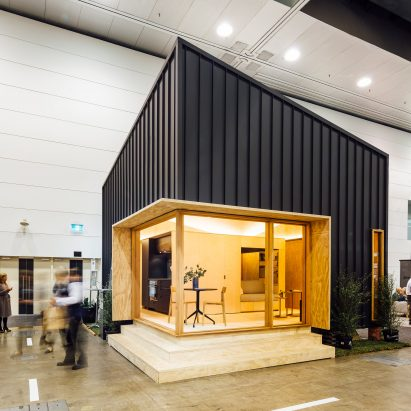 Grimshaw Designs Tiny Homes For Australian Charity