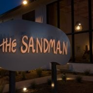 The Sandman hotel by Studio Tack