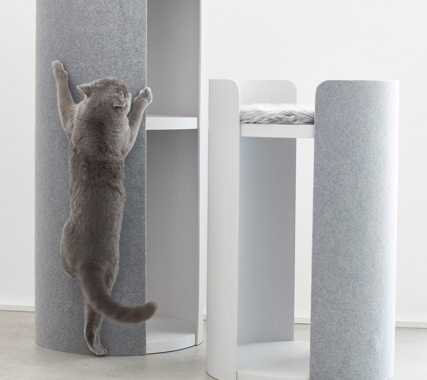 Milo and Torre by Tuft + Paw