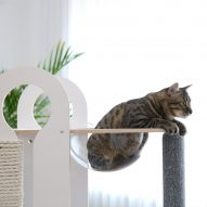 "Tuft + Paw launches ""the ultimate playground for cats"""