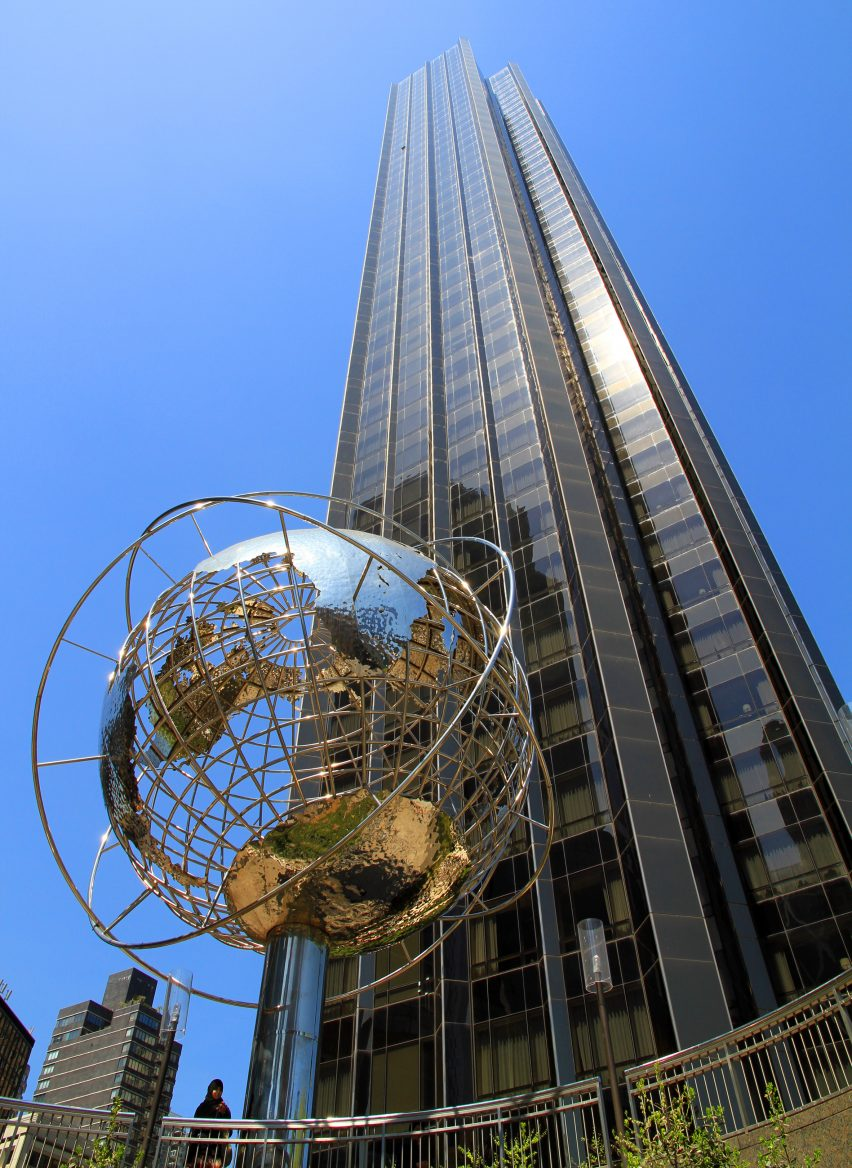 Trump International Hotel and Tower, Columbus Circle