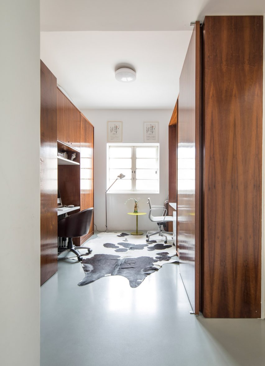 Tucumã Apartment by Cupertino Arquitetura