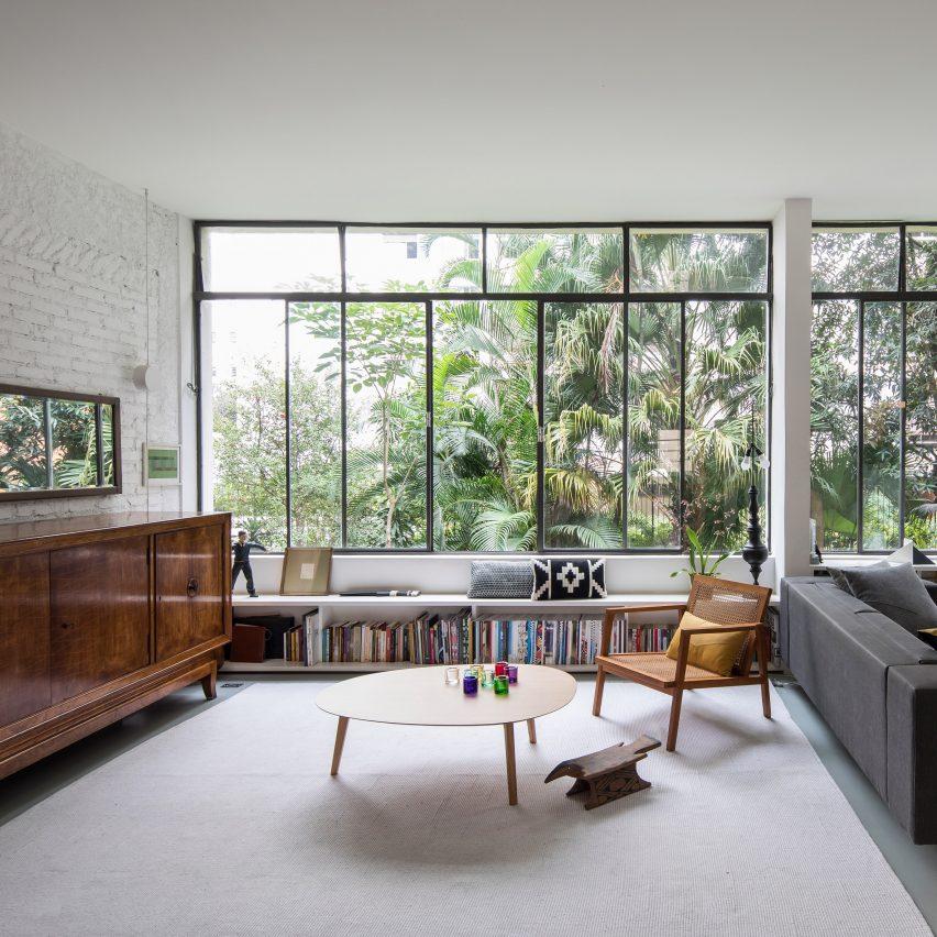 Tucumã Apartment by Cupertino Arquitetura