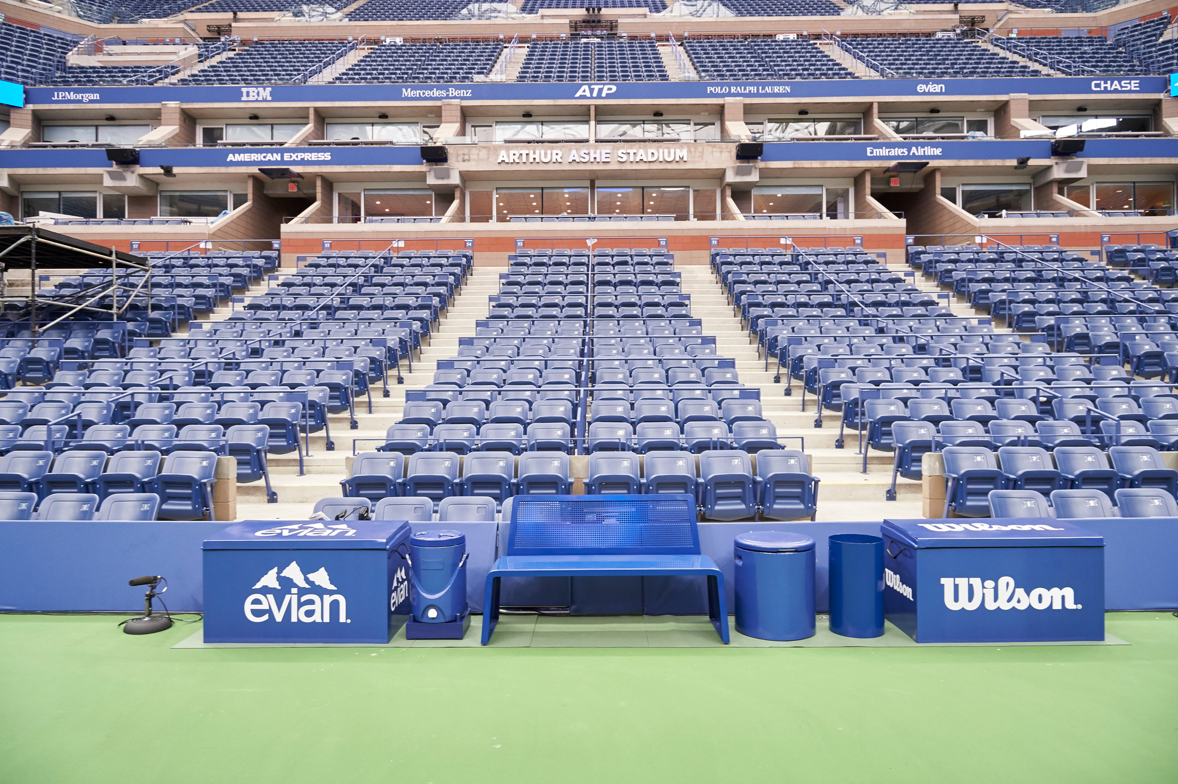 Michael Graves furniture for US Open