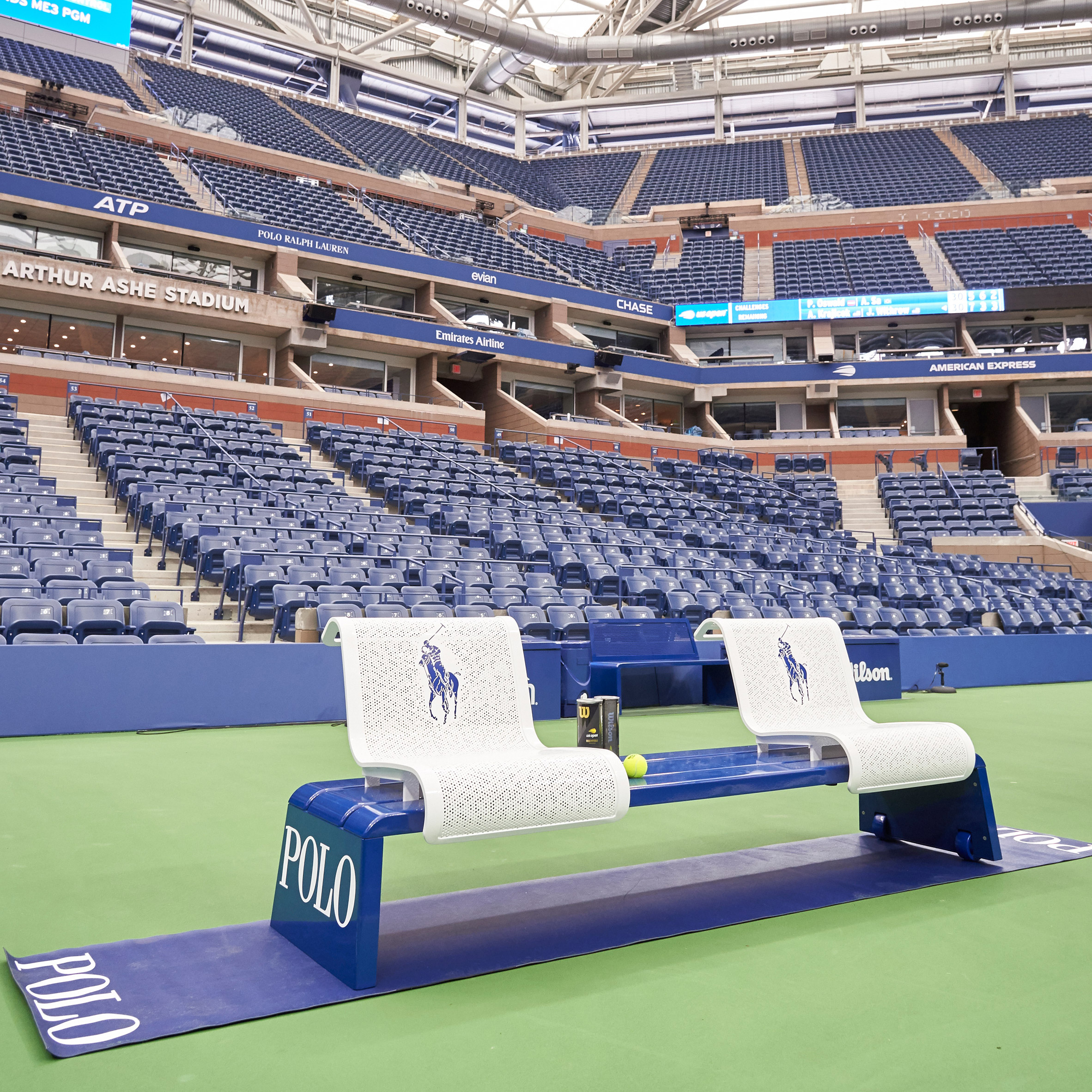 US Open furniture by Michael Graves Architecture & Design