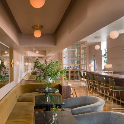 Bars Architecture And Interior Design Dezeen Beauteous Bar Interiors Design Painting
