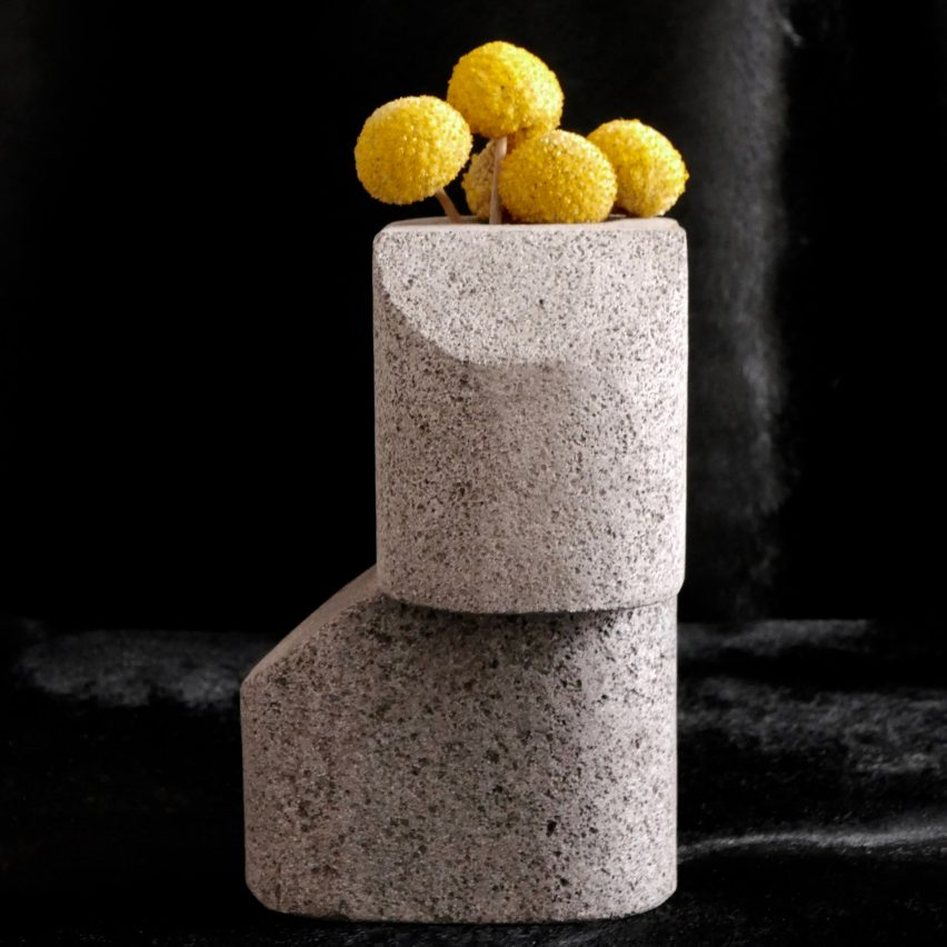 Volcanic Rock Collection by Piamundo