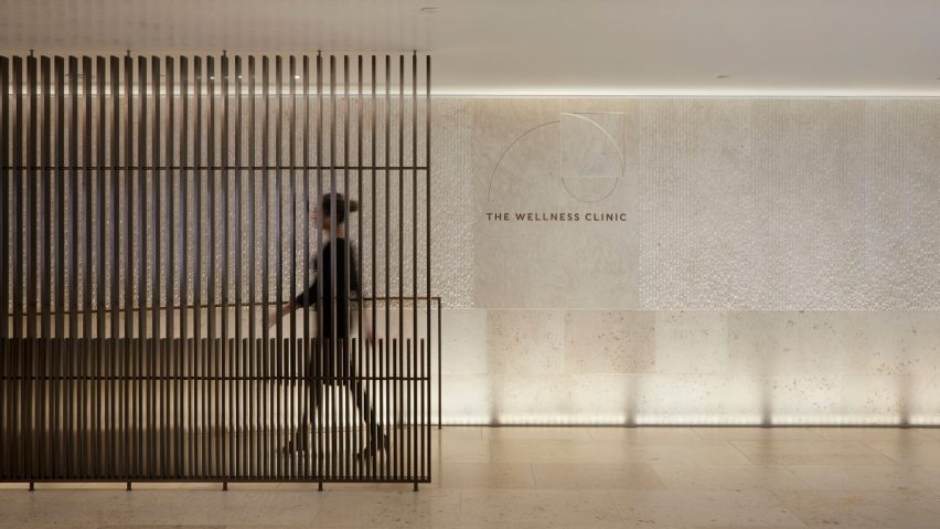 The Wellness Clinic, Harrods, London, UK, by Stanton Williams