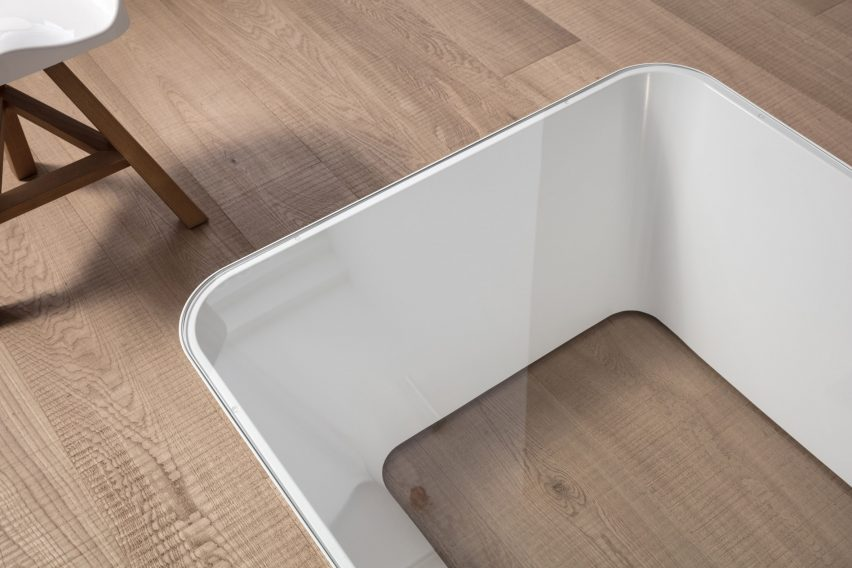 Zero-In table by Barber & Osgerby
