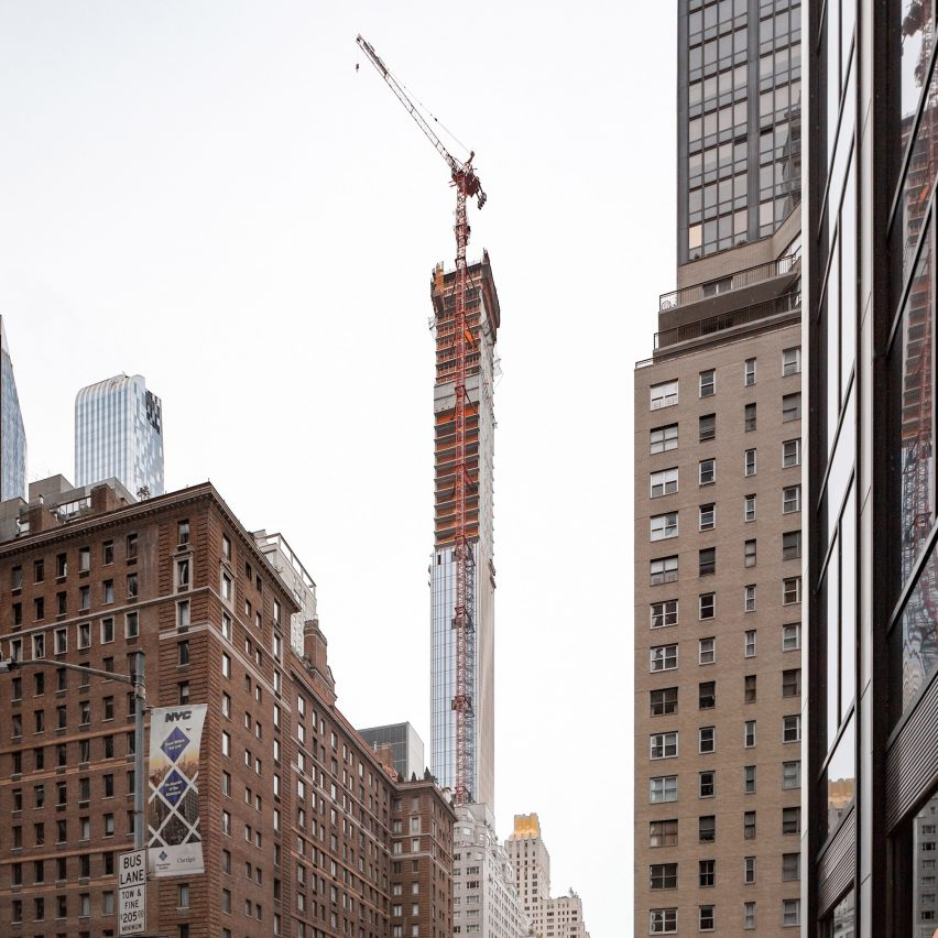 111 West 57th Street by SHoP Architects