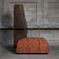 Uruguayan designers create furniture inspired by modernist architect Julio Vilamajó