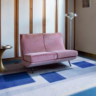 Jonathan Saunders experiments with muted colours for latest rug collection