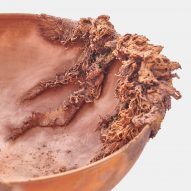 Katrin Spranger's copper and glass objects imagine a future where water is scarce