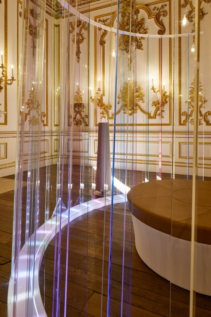 Arvo Pärt's music is the focus of a multi-sensory installation at the V&A