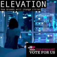 Vote for Dezeen's movie Elevation to win a Lovie Award!