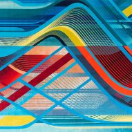 Zaha Hadid's architecture translated into 22 carpet designs