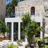 St Mary of the Resurrection Abbey in Abu Ghosh by AAU Anastas