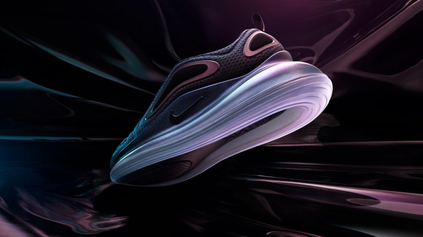 720 Shoe Boosts Max Cushion Nike's Airbag Tallest Air fOq0AYw