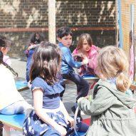 Anamorphic playground by Unit Lab