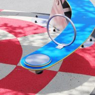 Anamorphic playground by Unit Lab