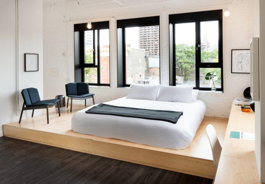 Annex hotel by StudioAC