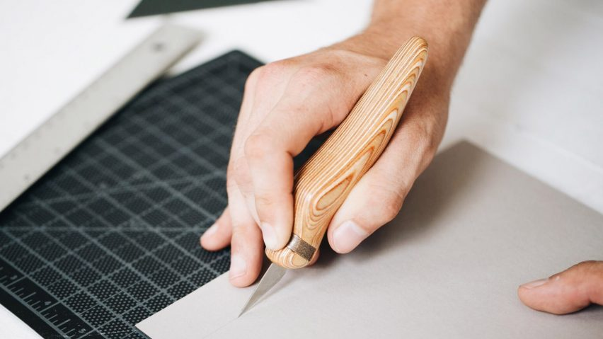 The Ergonomic Knife by Sean Riley